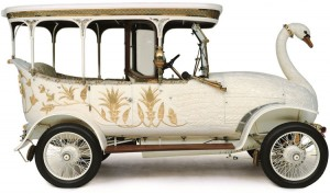 Brooke Swan car