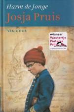Josja Pruis - winnaar Woutertje Pieterse Prijs