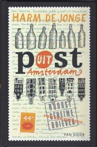 omslag Flessenpost uit Amsterdam