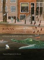 Omslag Jonas en de visjes van Kees Poon