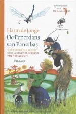 omslag De Peperdans van Panzibas