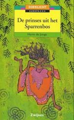 omslag de prinses uit het Sparrenbos