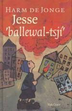 omslag Jesse ballewal-tsji