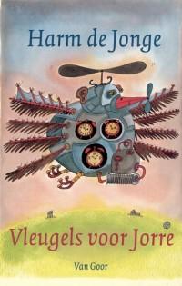 omslag Vleugels voor Jorre